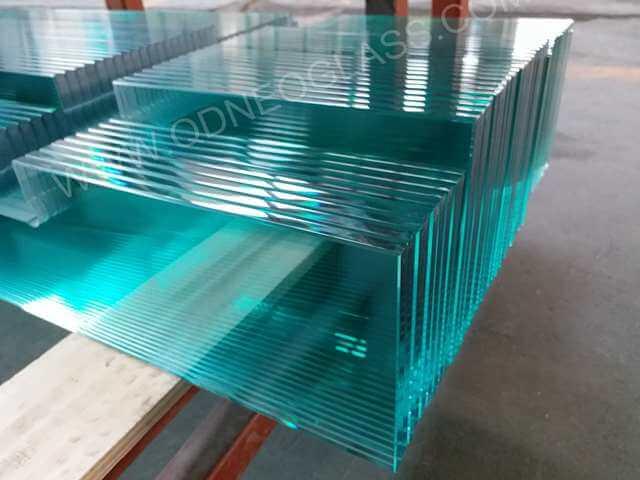 Tempered Enclosure Glass