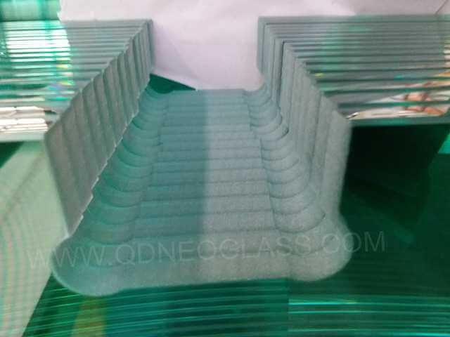 Tempered Enclosure Glass-AS/NZS 2208: 1996, CE, ISO 9002