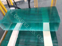 Tempered Glass Facades-AS/NZS 2208: 1996, CE, ISO 9002
