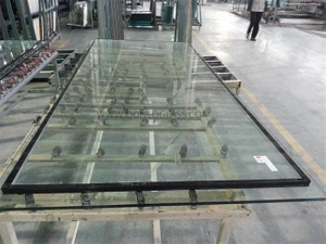 Stepped Laminated IGU-WIindow Glass, Door Glass,Machine Glass