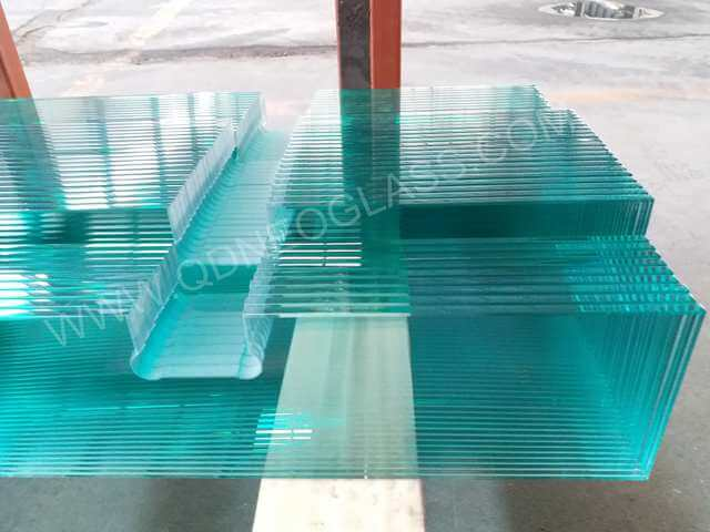 Shower Screen Tempered Glass-AS/NZS 2208: 1996, CE, ISO 9002