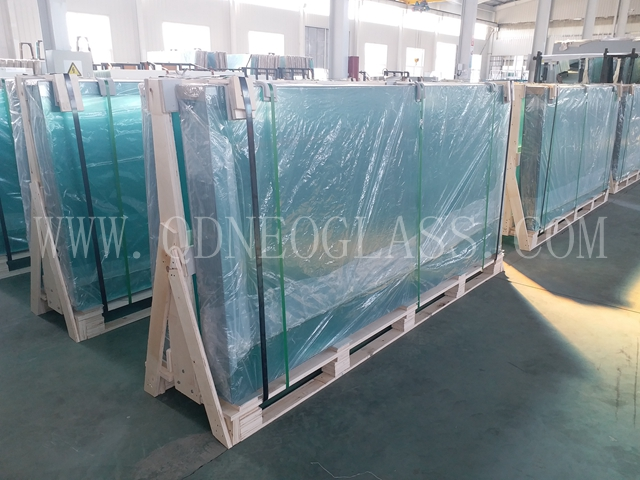 Laminated Back Painted Glass