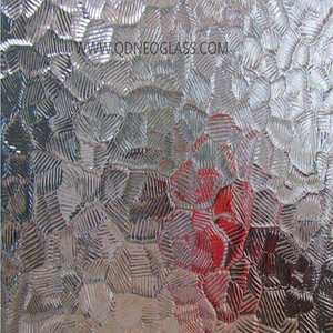 Artic Patterned Glass