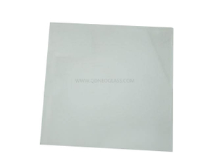 White Painted Glass With Safety Vinyl Back-AS/NZS 2208: 1996, CE, ISO 9002