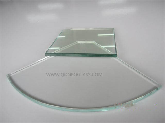 Tempered Polished Shelf Glass For Shower Room,Bathroom, Furniture