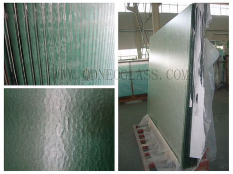 Cathedral Patterned Laminated Glass-AS/NZS 2208: 1996, CE, ISO 9002