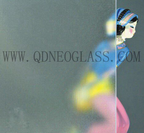 Aqualite Patterned Glass