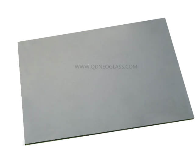Ultra Clear (Low Iron) Painted Glass With Safety Vinyl Back-AS/NZS 2208: 1996, CE, ISO 9002