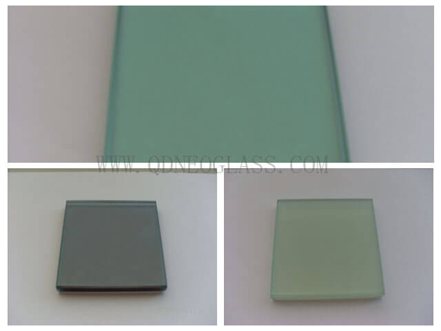 Tint Laminated Glass-AS/NZS 2208: 1996, CE, ISO 9002